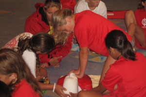 Junior First Aid